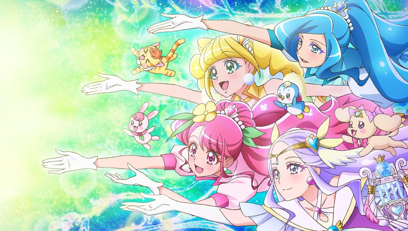 『ヒーリングっど♥プリキュア』 (C)ABC-A・東映アニメーション