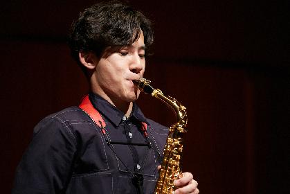 至高のサックスが奏でる、上野耕平のバッハ 『上野耕平のサックス道! Vol.2』ライブレポート