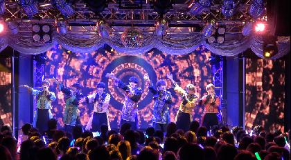 パンダドラゴン、初の単独ツアーで見せた確かな成長 東京公演をレポート