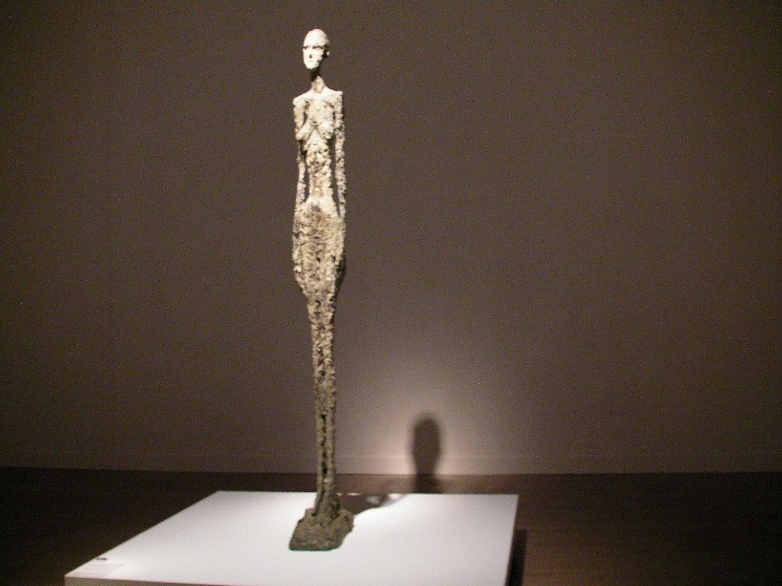 大きな女性立像Ⅱ 1960年