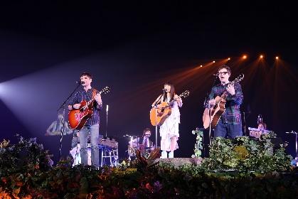 miwaのアリーナ・ツアー初日にスコット&リバースがサプライズ出演でコラボ