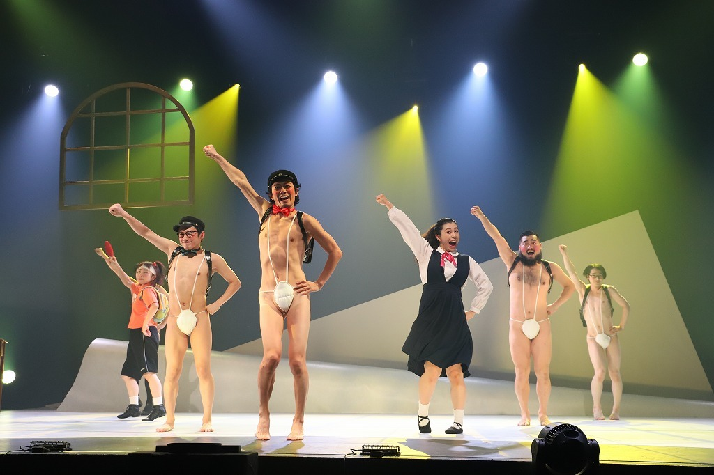 『少年探偵団』  画像提供/オフィス鹿(写真:和田咲子)