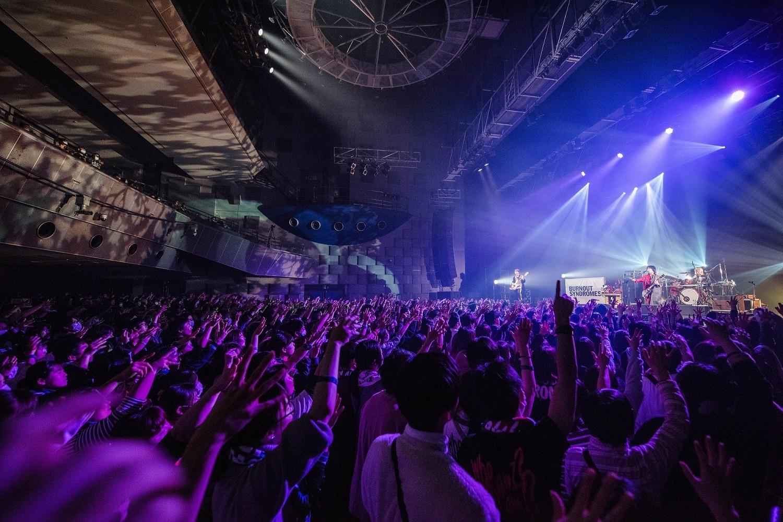 なんばHatch「全国ワンマンツアー15th ANNIVERSARY TOUR 2019→2020『Who am I?』」ファイナル公演より