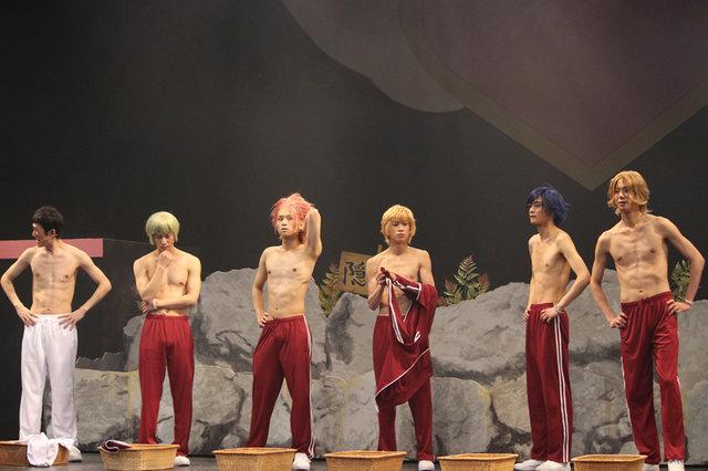 舞台『美男高校地球防衛部LOVE!活劇!』