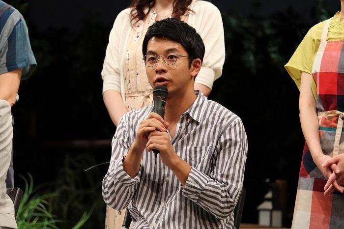 『二度目の夏』初日前会見 仲野太賀