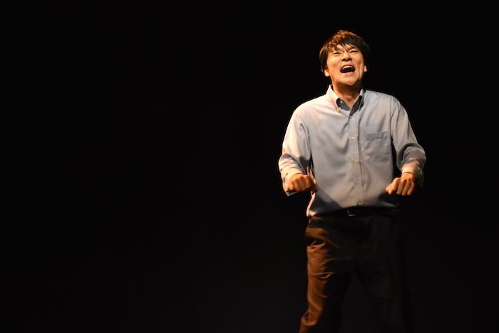 『が〜まるちょば 公演 MIME CRAZY』ゲネプロの様子