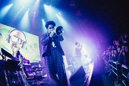 常田大希率いるmillennium parade、「Fly with me」のライブ映像をYouTubeプレミア公開 「最強のライブ映像公開します」