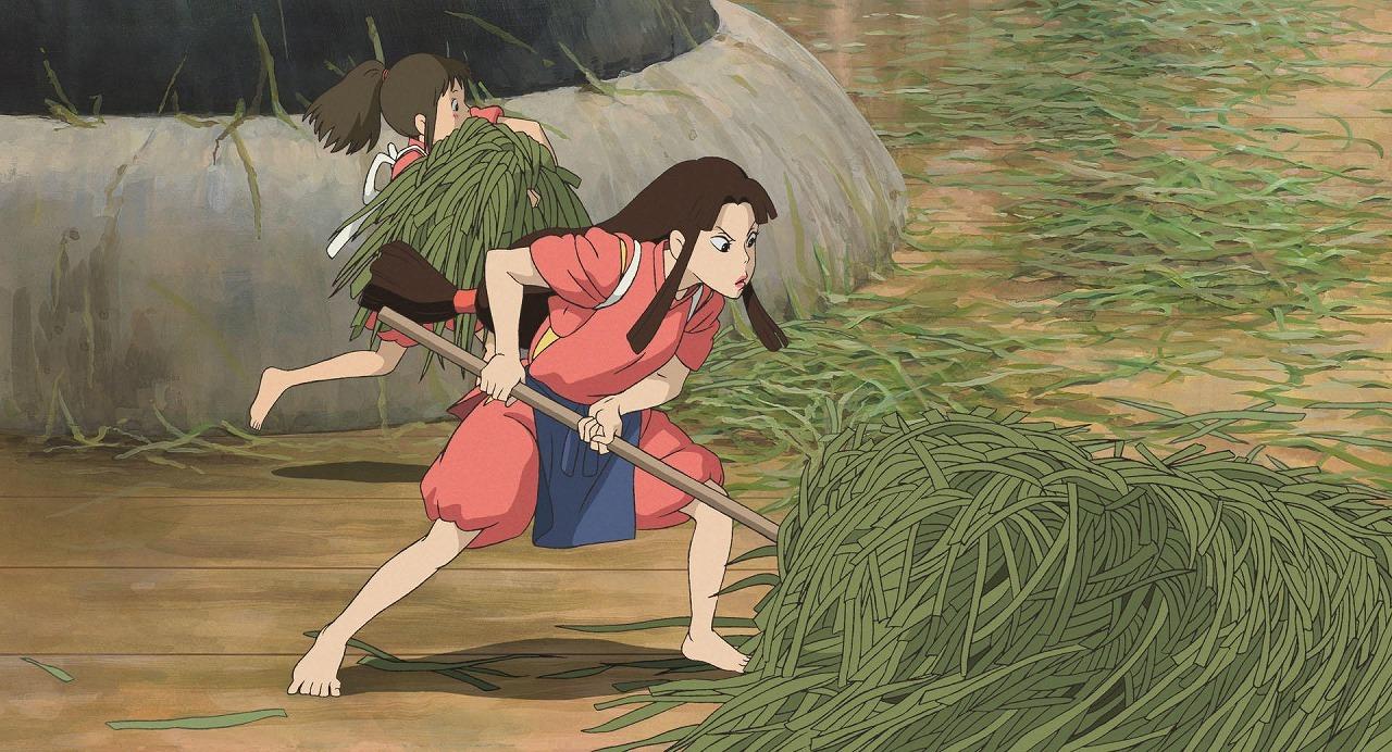 リン  (C)2001 Studio Ghibli・NDDTM