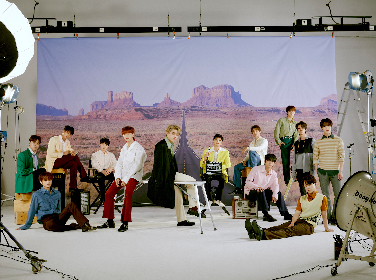 SEVENTEEN、韓国盤ミニアルバム『Your Choice』6月に発売決定 日本も同時リリース