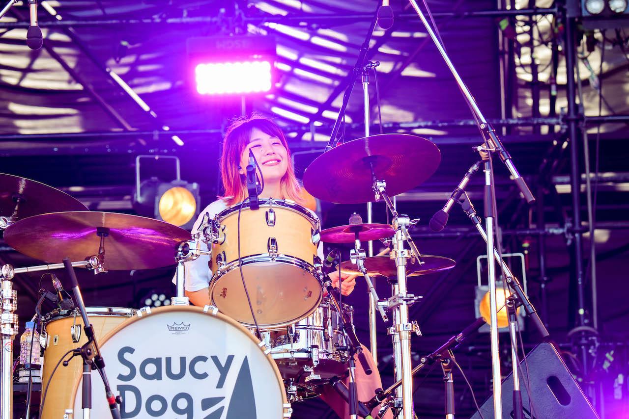 Saucy Dog