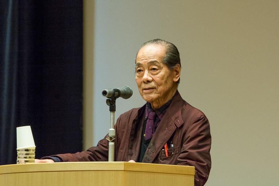 大原美術館館長 東京大学名誉教授 高階秀爾(たかしな・しゅうじ)氏