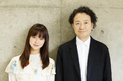白井晃と多部未華子が語る『オーランドー』 作品の魅力は未知数、だから面白い