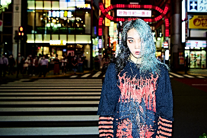 星熊南巫(我儘ラキア)、「確かな存在になる」圧倒的な歌声と存在感を誇る日本一カッコいいアイドルの象徴が見据える未来は