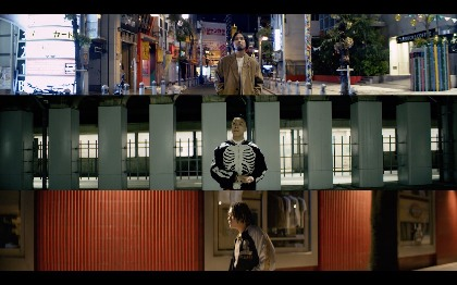 変態紳士クラブ、2nd EP「HERO」に収録されている楽曲「YOKAZE」のミュージックビデオをプレミア公開決定