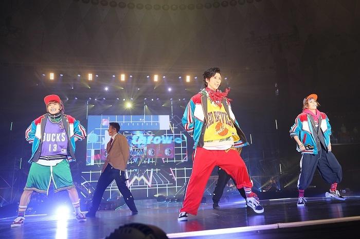 (C)『ヒプノシスマイク -Division Rap Battle-』Rule the Stage製作委員会
