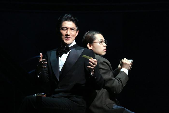 宮原浩暢(LE VELVETS)、中川晃教/ミュージカル「グランドホテル」