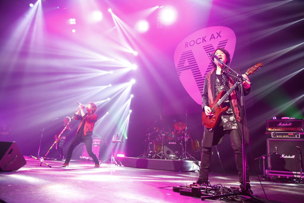 『ROCK AX Vol.2』GRANRODEO  PHOTO:山内洋枝