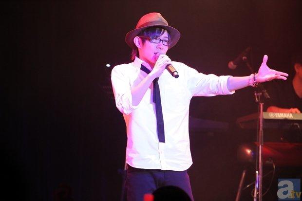 豊永利行さん「デュラララ!!」歴代OP/EDテーマカバーを熱唱