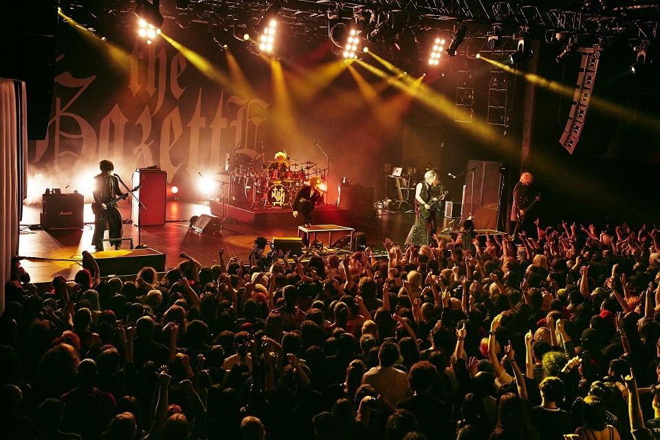 『WORLD TOUR 19 THE NINTH PHASE #04 -99.999-』ニューヨーク公演