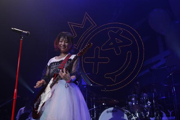 LiSA photo by tetsuya yamamoto