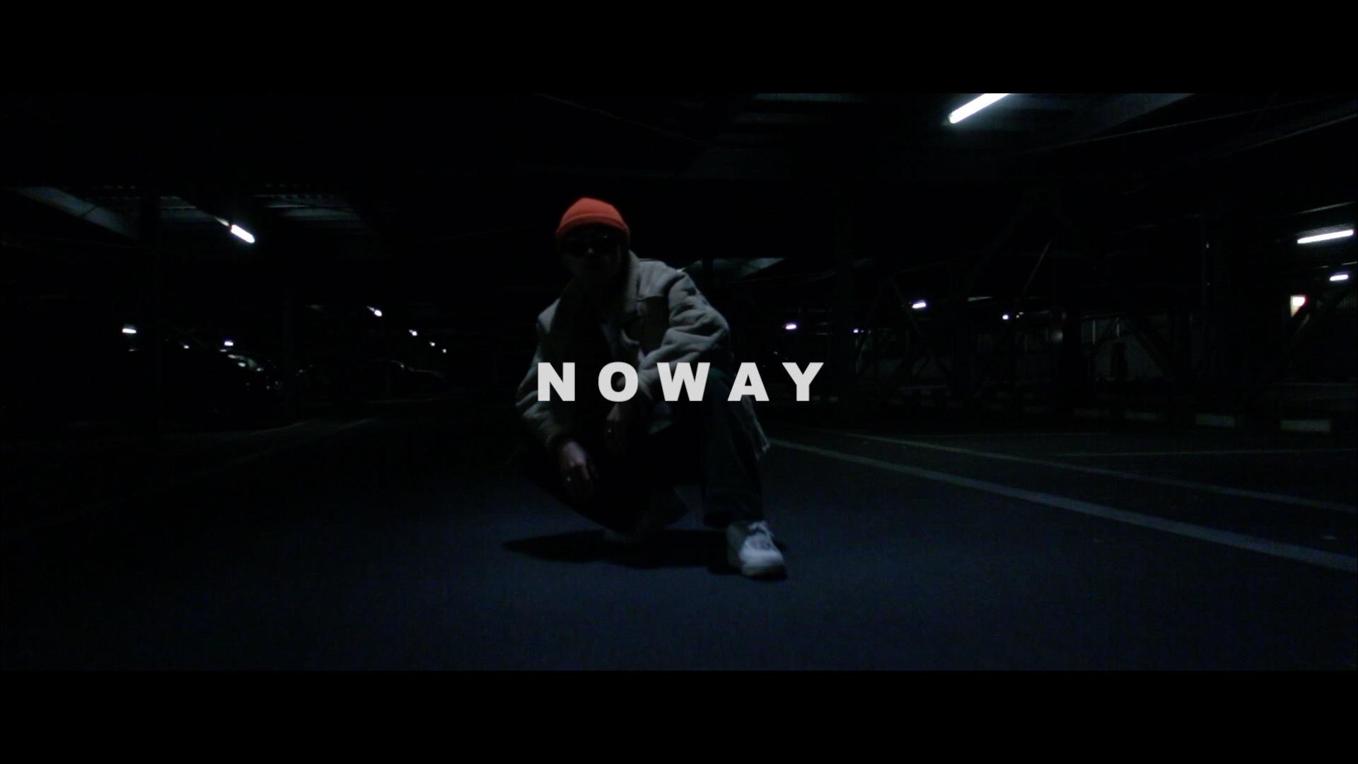 「NO WAY」MVサムネイル