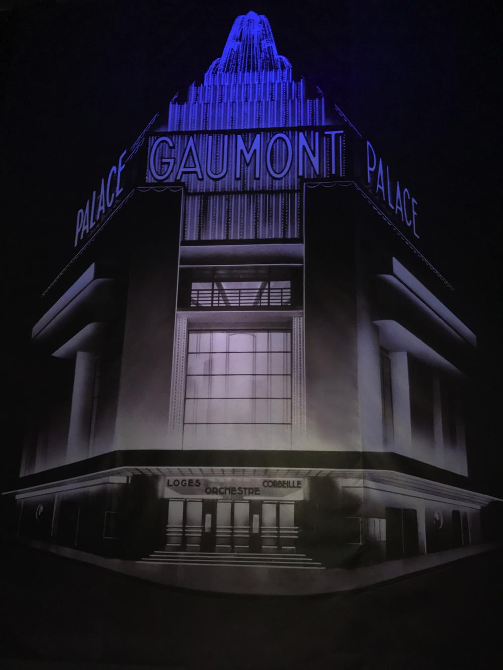 フランスの映画会社Gaumont(ゴーモン)