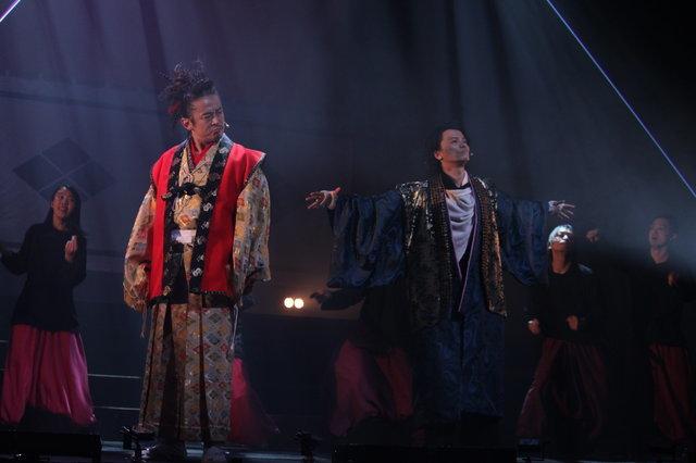 KREVAの音楽劇『最高はひとつじゃない 2016SAKURA』
