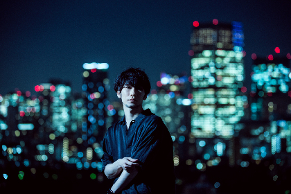 TK from 凛として時雨、suis(ヨルシカ)を迎えた新曲を配信開始&MVも公開に