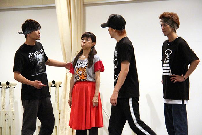 こんなコミカルな表情の戸田さんも観ることができるかも!?
