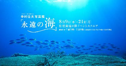世界の海をとらえた約120点の写真が集結 水中カメラマン中村征夫による写真展『永遠の海』が開催