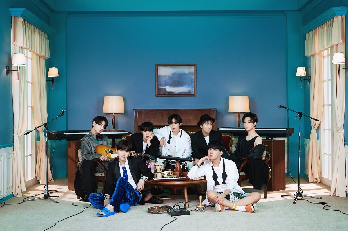 BTS『BE (Deluxe Edition)』