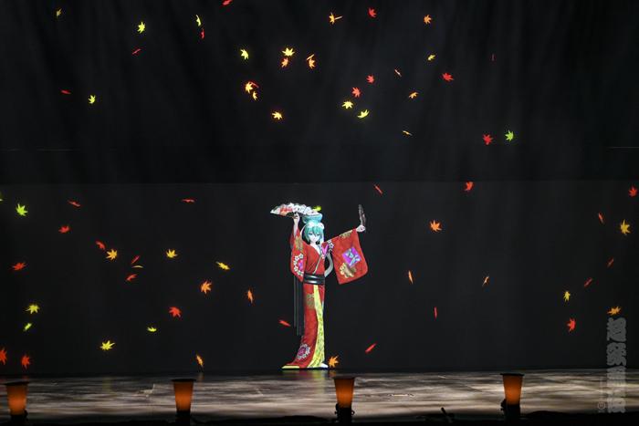 ©超歌舞伎 Supported by NTT