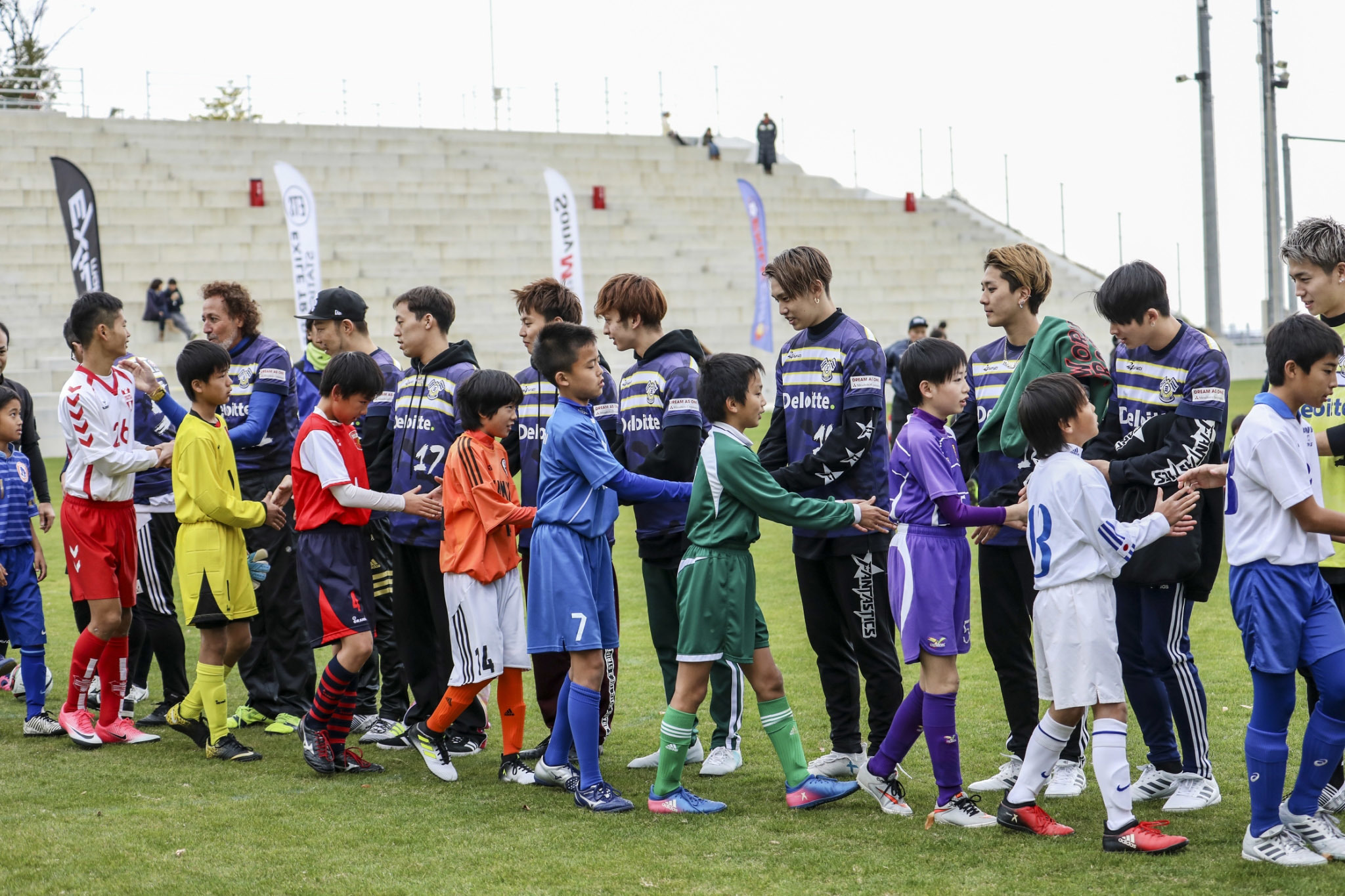 『EXILE CUP2017』