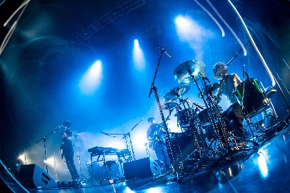 People In The Box、デビュー10周年の締めくくりワンマンライブを開催
