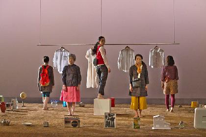 遊園地再生事業団×アゴラ劇場、「子どもを産むこと」描くコラボ公演