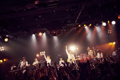Awesome City Clubが東京の夜に打ち鳴らした、洗練されたポップスと熱い衝動『Awesome Talks Vol.9』