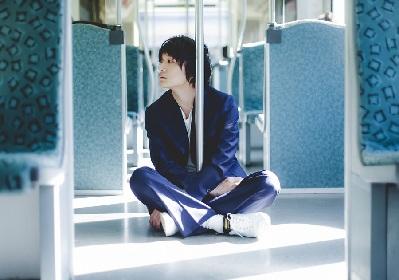 石崎ひゅーい アニメ『歌舞伎町シャーロック』EDテーマ「パレード」を3月にシングル発売