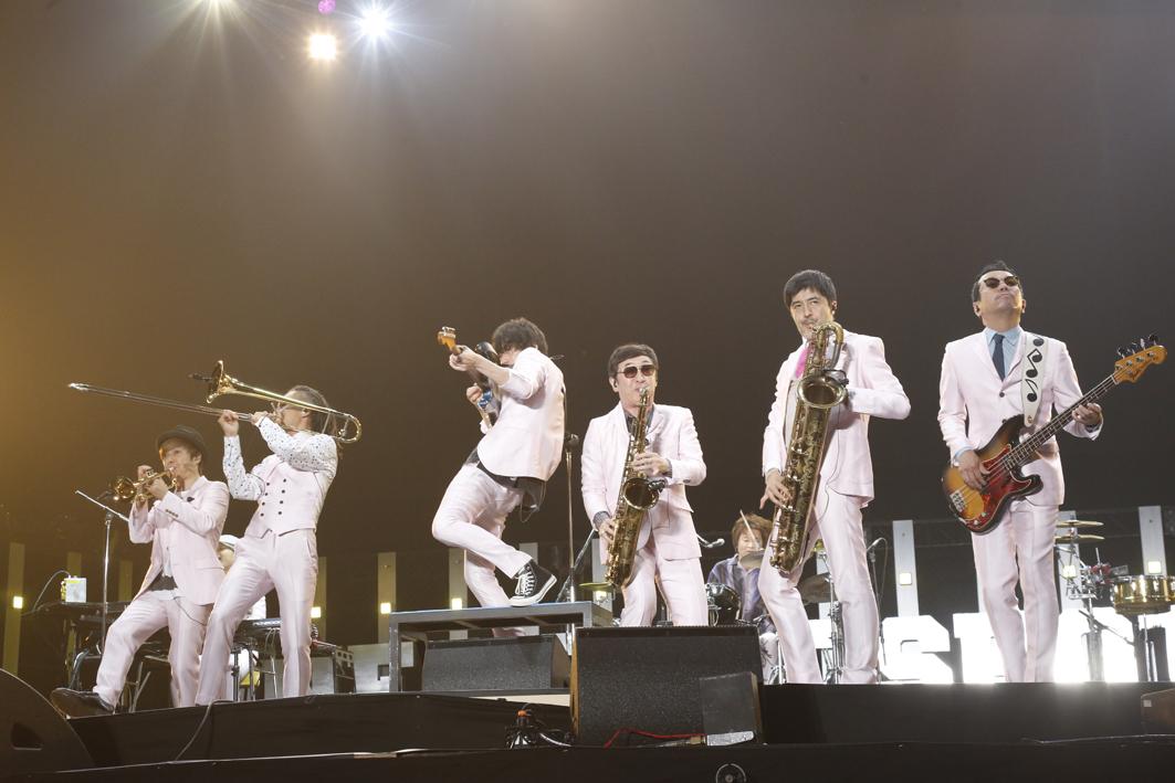 東京スカパラダイスオーケストラ PHOTO:ほりたよしか