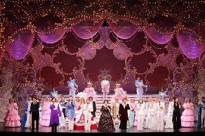 『ベルサイユのばら45』1/27より開幕、宝塚歌劇団OGがあの日に戻って名作の世界を熱演&熱唱!