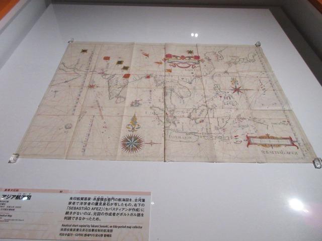 16〜17世紀の「アジア航海図」