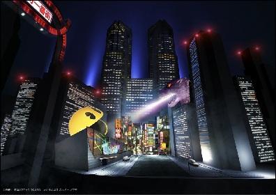 ゴジラとパックマンが東京の街に登場 ネイキッドが手掛ける体験型アート展『TOKYO ART CITY by NAKED』にて