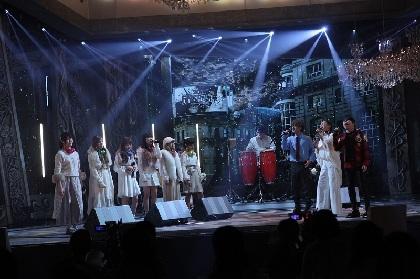 夏木マリ『FNS歌謡祭』でのT.M.Revolution、Nissy、Little Glee Monsterとの共演に反響