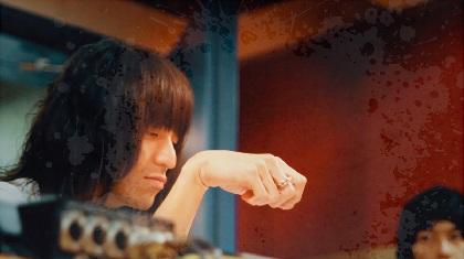 ドレスコーズ、和嶋慎治、ピエール中野、有島コレスケとの「人間ビデオ」レコーディング風景を公開