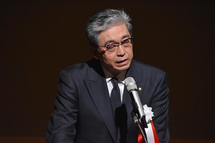明治座の三田芳裕社長