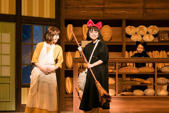 ミュージカル『魔女の宅急便』より (撮影:taro)