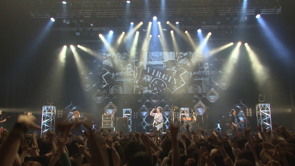 「SuG TOUR 2016 SLVS」最終公演の様子。(写真提供:テレビ朝日)