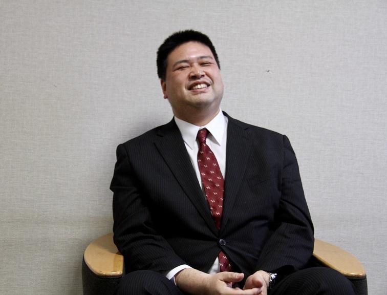 演奏事業部課長 山口明洋     (C)H.isojima
