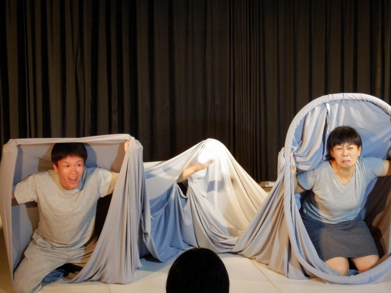 ぶらぶら人形ものがたり(2015年の演劇祭より)