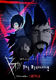 中澤一登監督×Production I.G再び!『B: The Beginning』シーズン2制作決定!