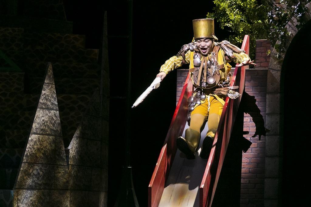 『人間風車』舞台写真